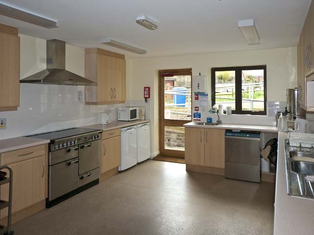 5 - Studland Village Hall - Kitchen