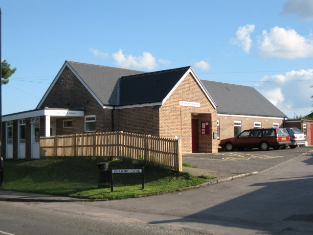 Puddletown Village Hall - Outside