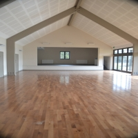 Moreton Village Hall - Stage