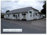 Pamela Hambro Hall - Winterborne Stickland