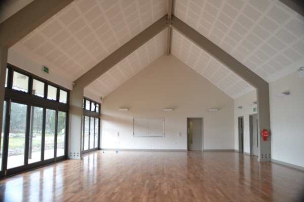 Moreton Village Hall Inside