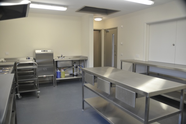 Moreton Village hall - Kitchen
