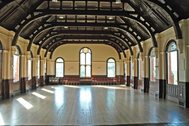 Herrison Hall ballroom