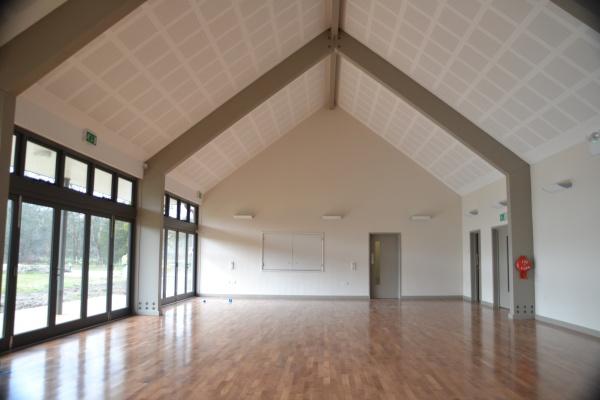 Moreton Village Hall Inside